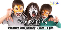 Face Painting Tomorrow