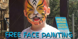Face Painting again 14.04.18