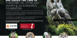 FXTM and Andrey & Julia Dashin's Foundation Support the Pafos Zoo